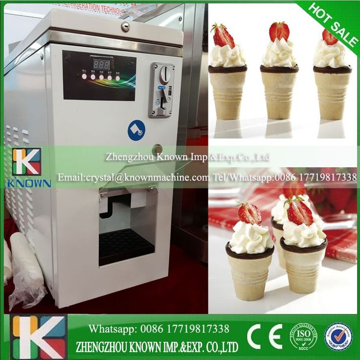 2150.00$  Watch here - http://alikl5.worldwells.pw/go.php?t=32785159644 - New products automatic soft ice cream vending machine 2150.00$