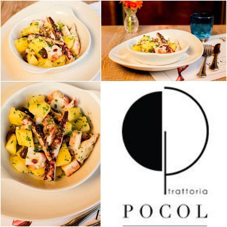 #food #yum #dinner #lunch #fresh #tasty #delish #eating #foodpic #eat #hungry #trattoriapocol #restaurant #italian