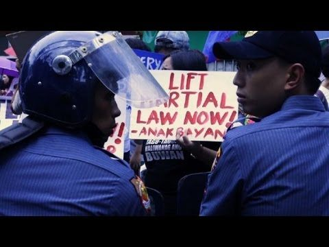Corte Suprema respalda ley marcial en sur de Filipinas