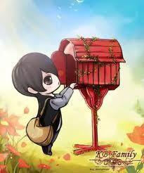 JJ Anime Heaven's Postman