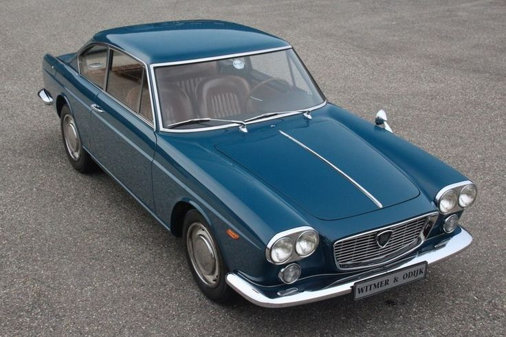 Lancia Flavia 1.8 Coupe '66 'condizione unica'