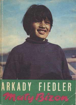 Mały Bizon, Arkady Fiedler, Poznańskie, 1981, http://www.antykwariat.nepo.pl/maly-bizon-arkady-fiedler-p-1393.html