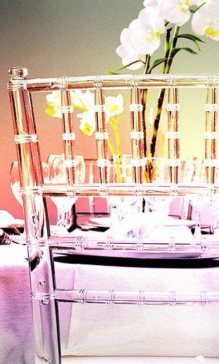 Cadeiras Tiffany e Cadeiras Dior. Importadora oficial no Brasil.