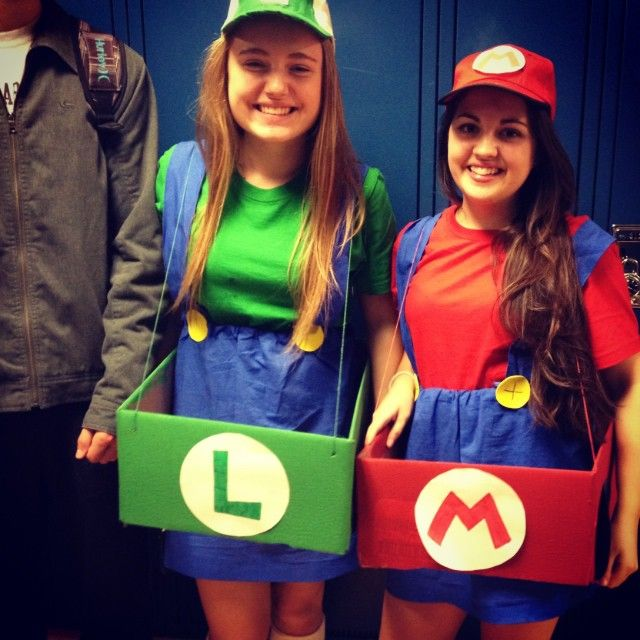 best friend halloween costumes - Best Friends Halloween Ideas