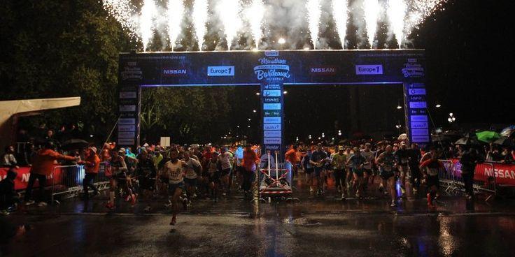 """Résultats du marathon de Bordeaux : les """"temps réels"""" se font toujours attendre"""
