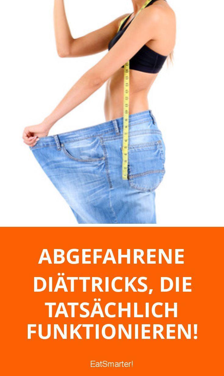 Abgefahrene Diättricks, die tatsächlich funktionieren! | eatsmarter.de