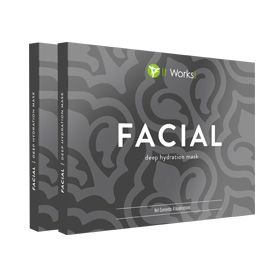Quick Pick 4- Don't wear your age on your face! This cream-infused, deep hydration mask soothes skin and softens the look of fine lines and wrinkles for a more radiant complexion and a younger looking, more beautiful you!  ·         Soften the appearance of those fine lines and wrinkles ·         Feel smooth and soothed through continuous hydration ·         Wakes up tired skin with a burst of refreshing botanicals Includes: 2 boxes of Facial Applicators (8 applications)