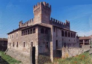 Castello Colleoni di Malpaga