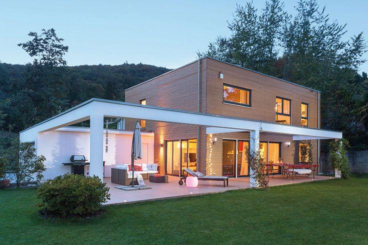 oltre 25 fantastiche idee su case in legno su pinterest