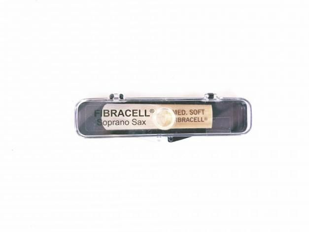 Soft Soprano Saxophone Fibracell Reed (1 Count) Model 991S