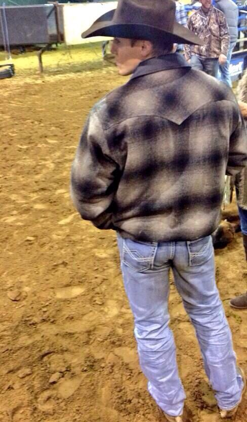 Y'all know it's Tuf Cooper Tuesday don't y'all? I'd say it's a good lookin view from here!