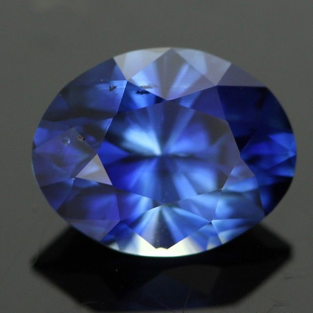 2.39cts Unheated Royal Blue Australian Sapphire (RSA237) | gemstones | sapphire | faceted gemstone | coloured gemstones | australian sapphire