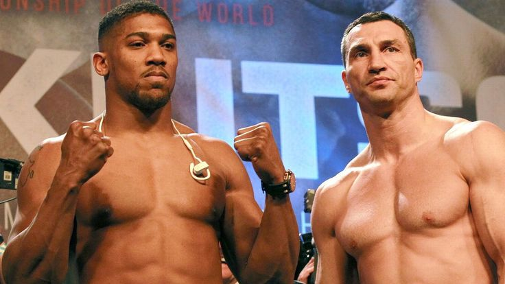 Joshua-Klitschko fight will have record crowd #FansnStars