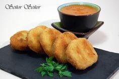 Nuggets de pollo caseros paso a paso. Un aperitivo clásico y fácil | Receta de Sergio
