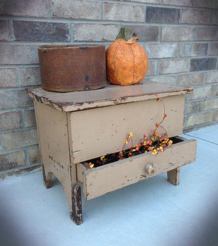Primitive Shaker Storage Bench Cupboard Pattern WN163  in Crafts, Home Arts & Crafts, Woodworking, Books & Patterns | eBay