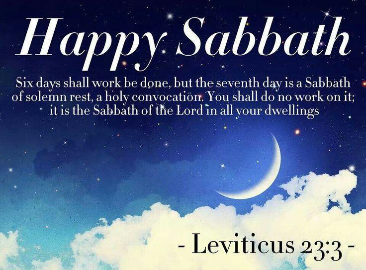 Happy Sabbath | Sabbath Day | Pinterest
