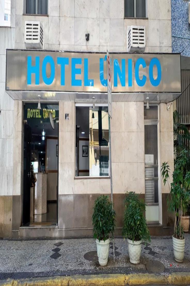 Hotel Unico Is Located In Rio De Janeiro 1 6 Mi From Downtown Rio