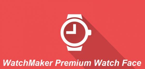 WatchMaker Watch Face Premium es un tema de personalización para modificar la apariencia visual de la interfaz de tu smartphone con miles de reloj de todo tipo, marcas y diseños, Relojero es el más grande del mundo watchface reunión y el grupo para Android wear y Tizen. De inmediato obtener todo lo que tiene que rehacer y modificar su reloj Android o Gear S2/S3.  Relojero ahora soporta equipos S2 y S3, Seguimiento relojero en la aplicación de Samsung Gear, accesible en Google Play.