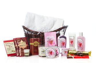 Spa - Basketful.ca - Ottawa, ON. Gourmet | Spa | Baby | Corporate Gift Baskets