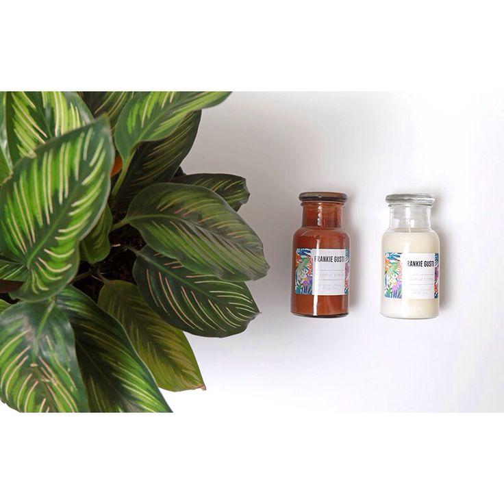 M O N D A Y | Let's start the week with fresh scent of Passionfruit & Citrus by @frankiegusti | Shop www.daisychainstore.com.au