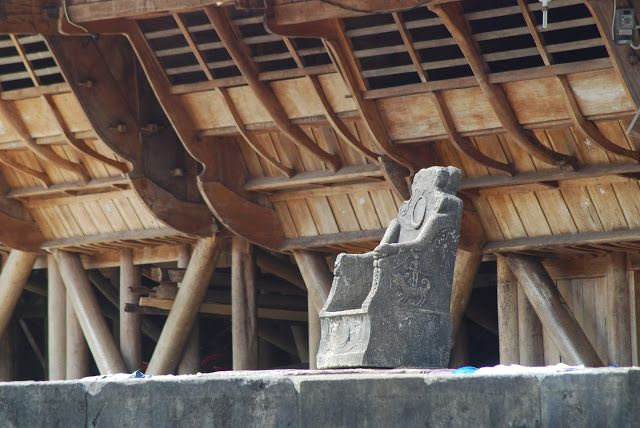 Situs Megalitik Hilimondregeraya sebagai 'Living Monument' Nias Selatan