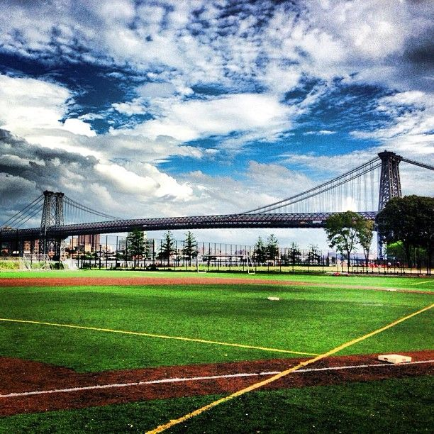 East River Park em New York, NY