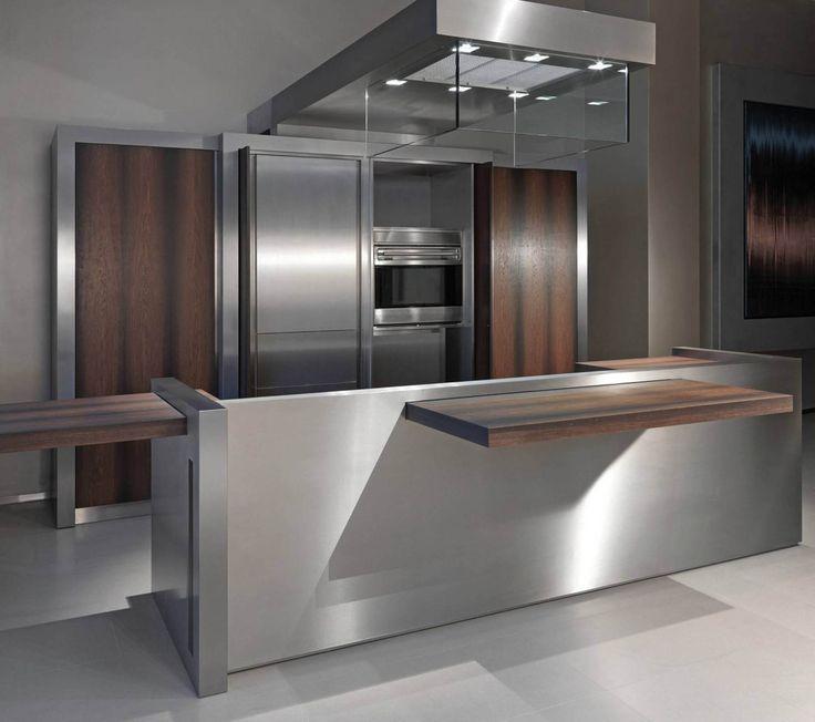 Ala cucine moderne interesting cucine moderne componibili e laccate for spar opinioni il with - Steel cucine prezzi ...