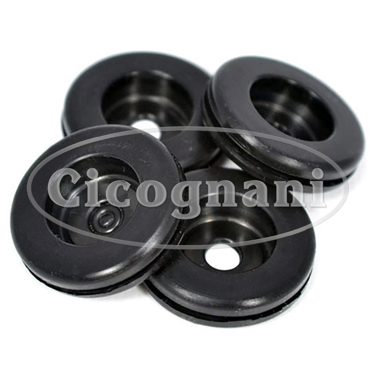 Ferrari 250 GT PF Coupe LH/RH Headlight Wire Grommets (4 pcs)
