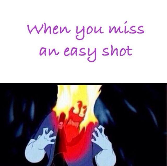 How i feel when i miss...