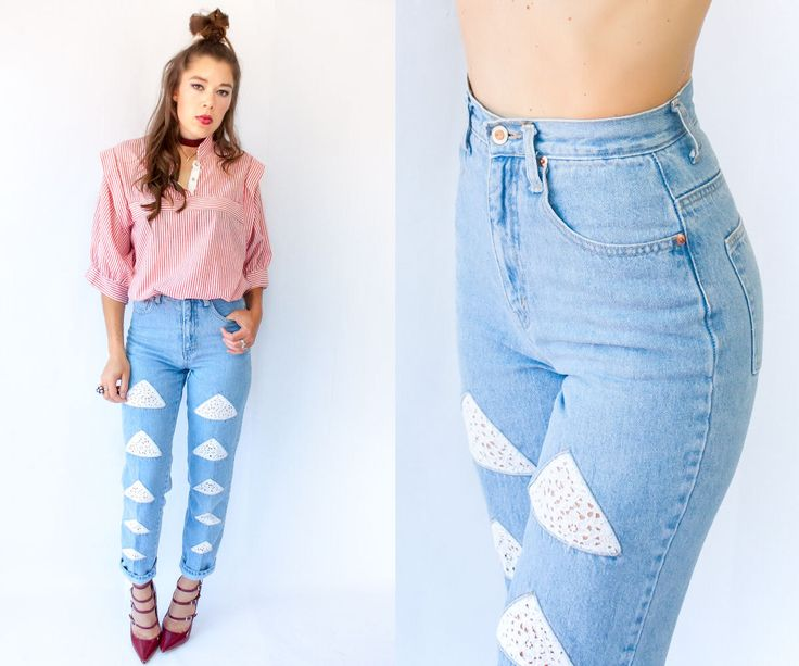 17 Best ideas about Cut Out Jeans on Pinterest | Goth clothes ...