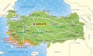 Идеальное путешествие: Турция разрешит туристам въезд в страну без загран...
