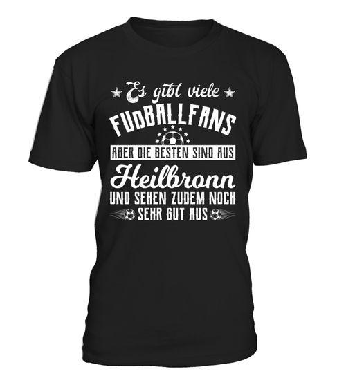 Fuball TShirt Heilbronn (*Partner Link)