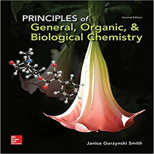 31 best testbank download images on pinterest manual textbook and test bank for principles of general organic biological chemistry 2nd edition by janice smith fandeluxe Images