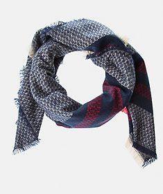 Muticolor scarf