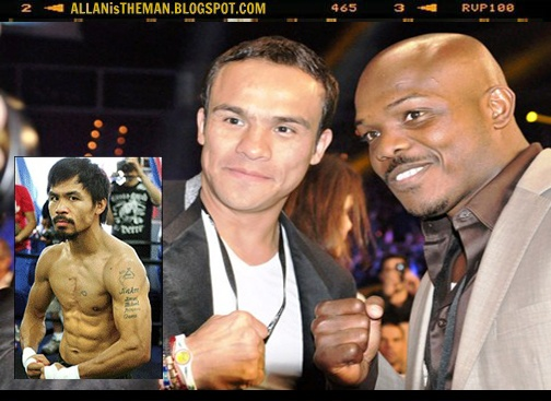 Juan Manuel Marquez, Timothy Bradley lose millions for snubbing Manny Pacquiao | ALLAN is the MAN