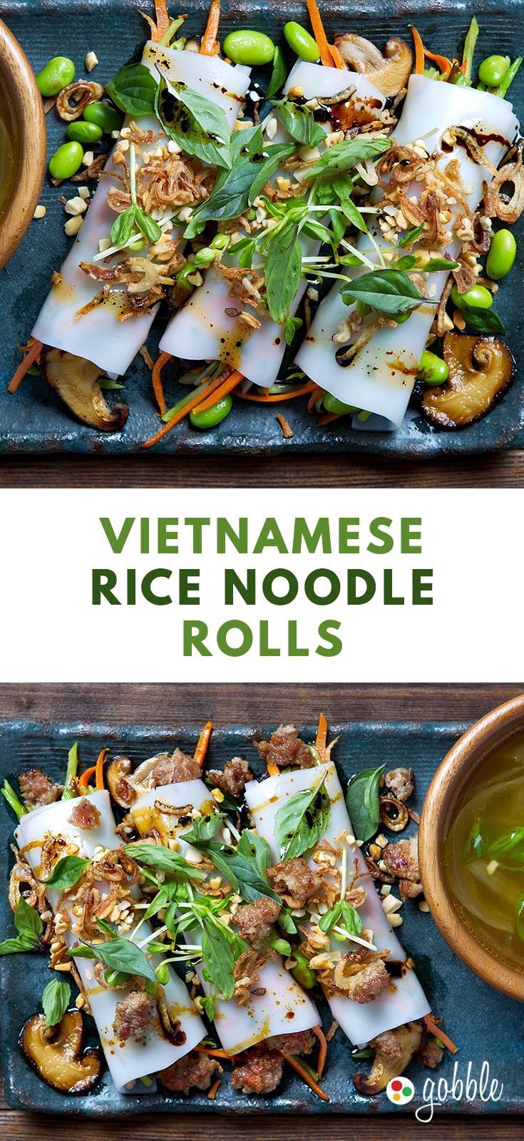 Gobble   Vietnamese Rice Noodle Rolls   Dinner For Two   Quick and Easy Recipes   New Recipes To Try   Cook At Home   Food Delivery Services   Healthy Meals Made With Fresh Ingredients   What To Have For Dinner   Dinner Recipes And Ideas   Easy Dinner Recipes   Gourmet Meals   $50 OFF