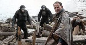awesome Nick Thurston on Dawn of the world of the Apes