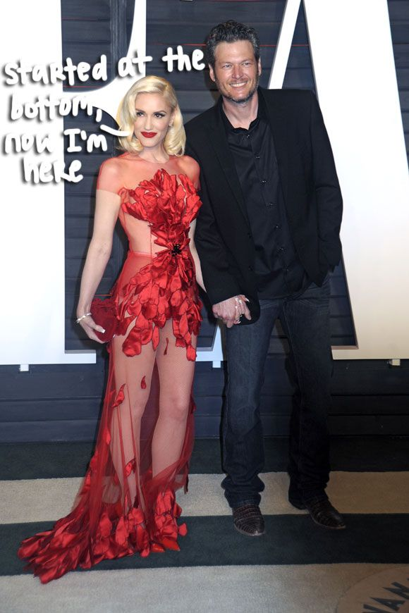 Gwen Stefani Continues Opening Up! Singer Reveals She Was Quite Embarrassed By Her Divorce But Was Saved By Blake Shelton!