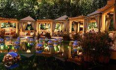 Top Romantic Restaurants in Las Vegas