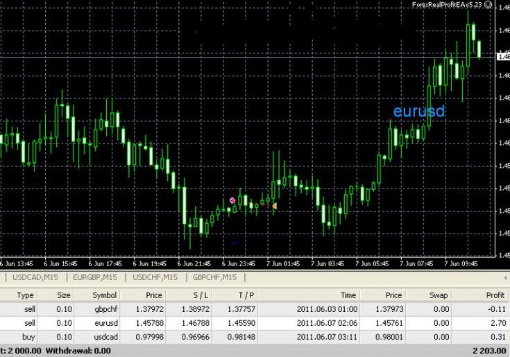 Forex real profit ea free