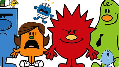 Make you own Mr Men or Little Miss  You can also print it!  Click on 'Fun & Games'