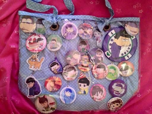 Osumatsu bag