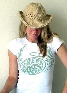 Crocheting: Cowboy Hat Crochet Pattern