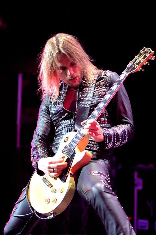Richie Faulkner-Judas Priest. Epitaph world tour