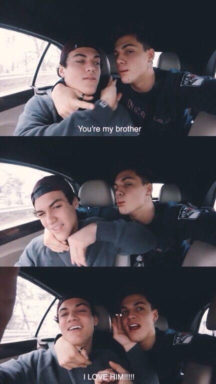brothers, twins, and graysondolan image