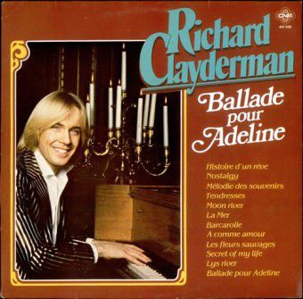 Ballade pour Adeline - Richard Clayderman free piano sheet music and downloadable PDF. Ballade Pour Adeline was written Olivier Toussaint and Paul de Senneville.