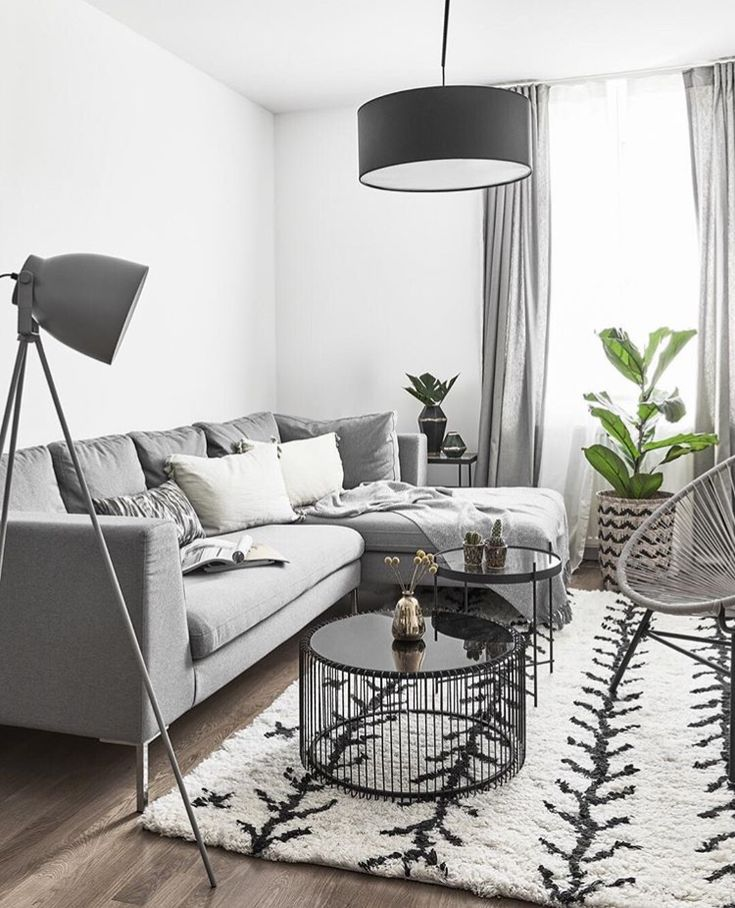 721 besten wohnzimmer skandinavisch bilder auf pinterest. Black Bedroom Furniture Sets. Home Design Ideas