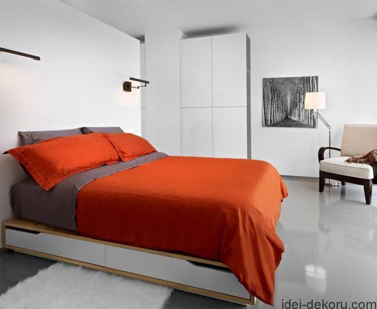Die besten 25+ Orange master bedroom furniture Ideen auf Pinterest - schlafzimmer ideen orange