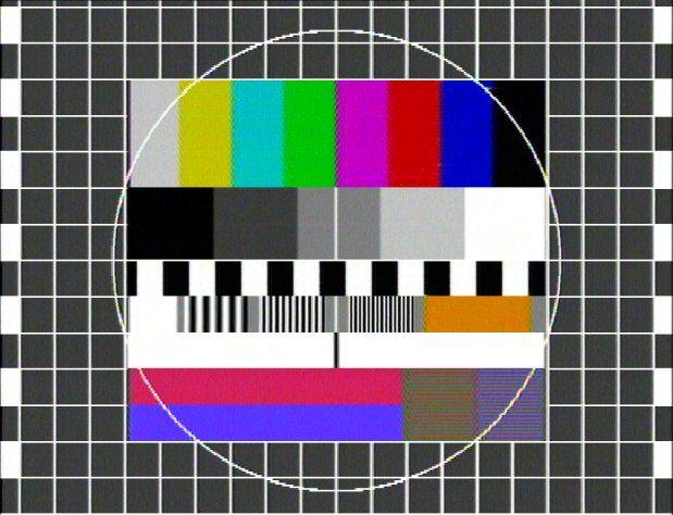 TV at night