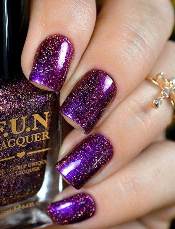 Mejores 79 imágenes de Glitters! en Pinterest | Diseños de uñas con ...